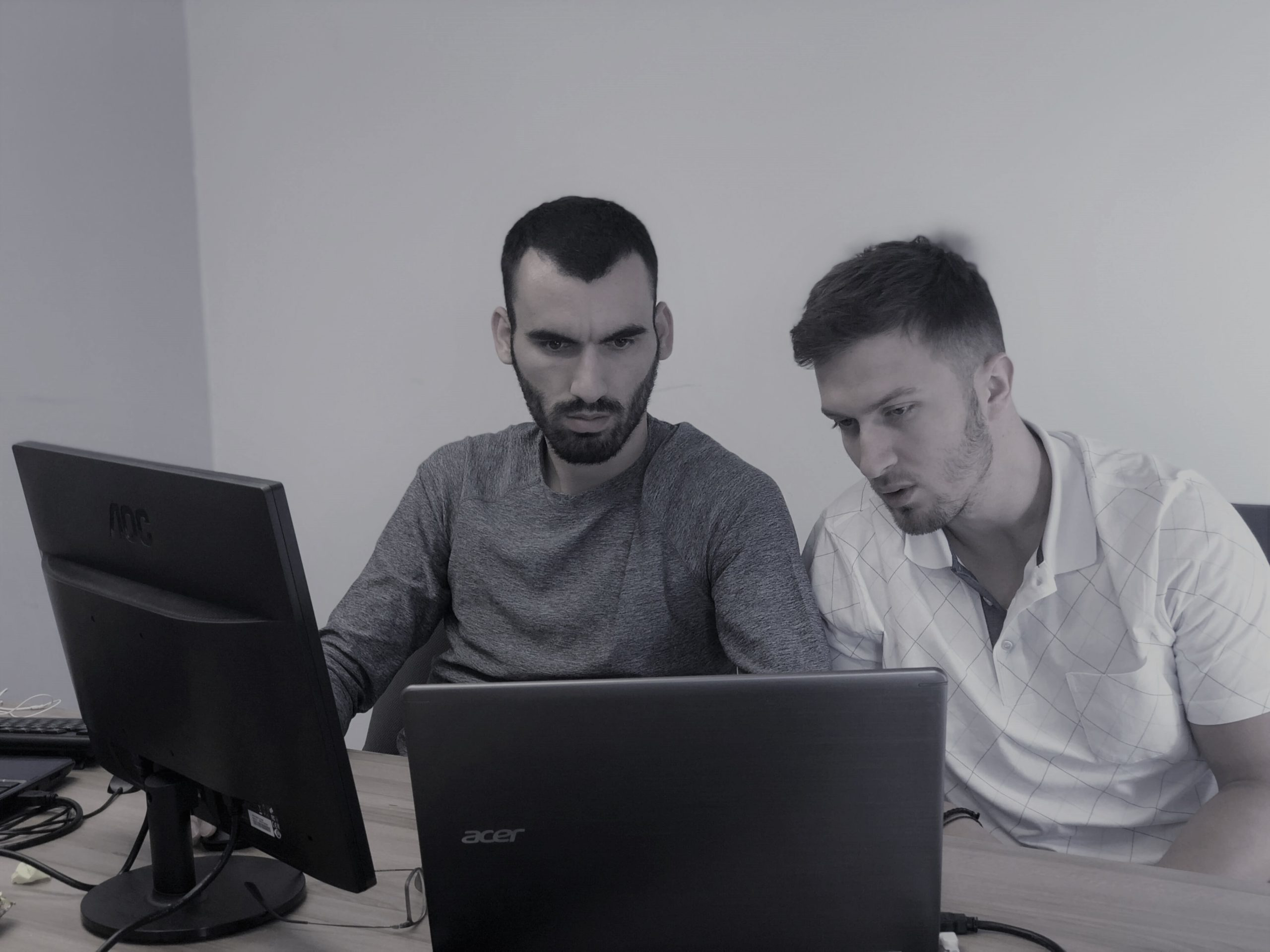 CODA.TECH developers coding