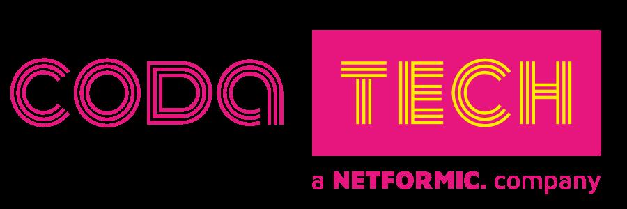 CODA.TECH a Netformic Company Logo